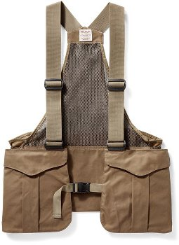 Filson Mesh Game Bag Dark Tan 20021279